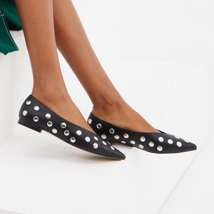 ASOS new flats with studs